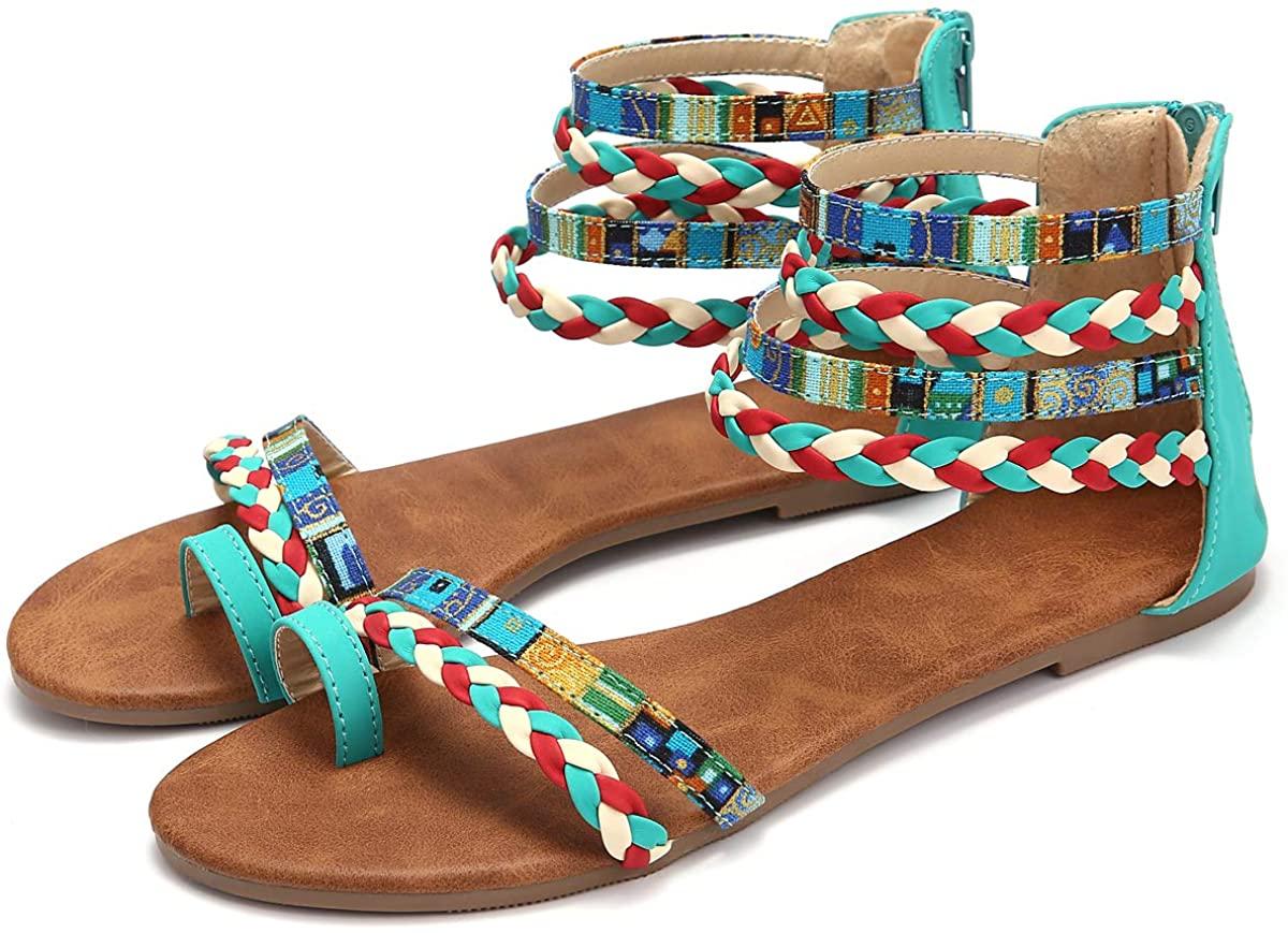 Sandalias para mujer planas