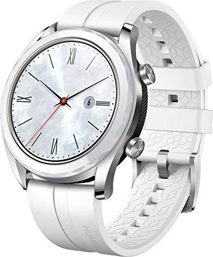 Smarwatch blanco Huawei Watch GT Elegant
