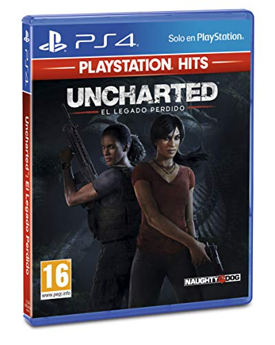 Uncharted The Lost Legacy Hits para PS4