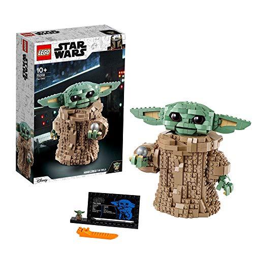 LEGO Star Wars: The Mandalorian Figura de Baby Yoda