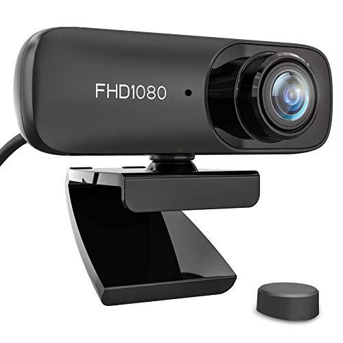 Kdely Webcam Full HD 1080P