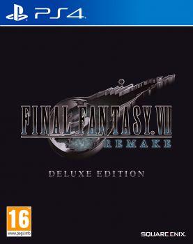 Final Fantasy VII Remake - 1st Clas Edition PS4