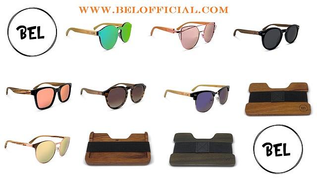 3x1 en Gafas de sol en Bel Official