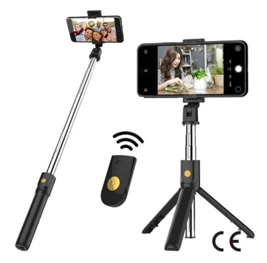 Palo Selfie Bluetooth + Tripode
