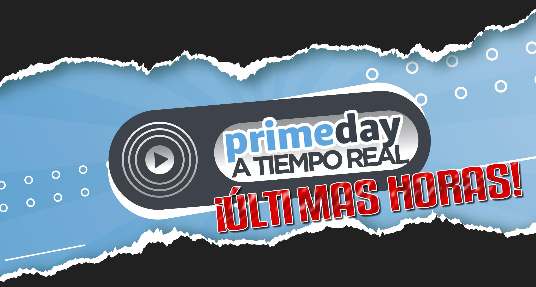 Prime Day en directo