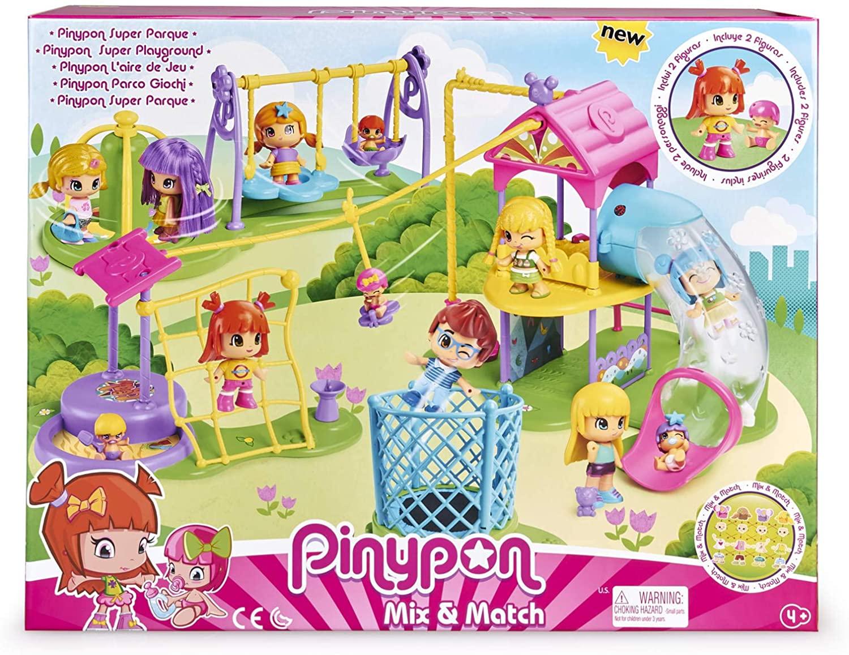 Pinypon Súper Parque