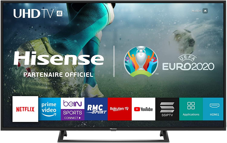 """TV HISENSE 55"""" 4K UHD HDR10+"""