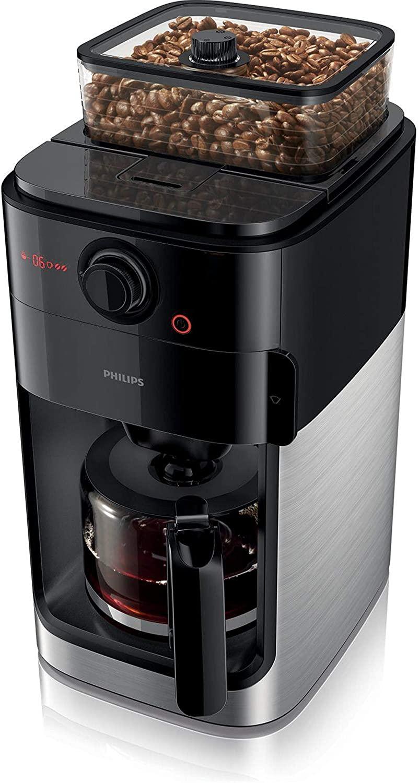 Cafetera Philips HD7767 con molinillo