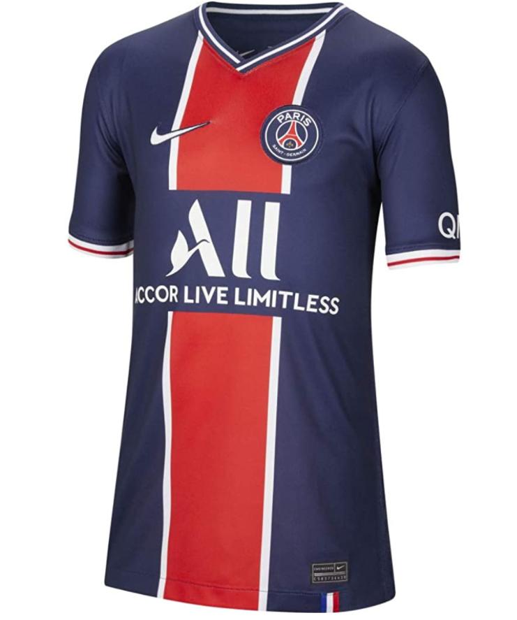 Camiseta PSG talla M niño