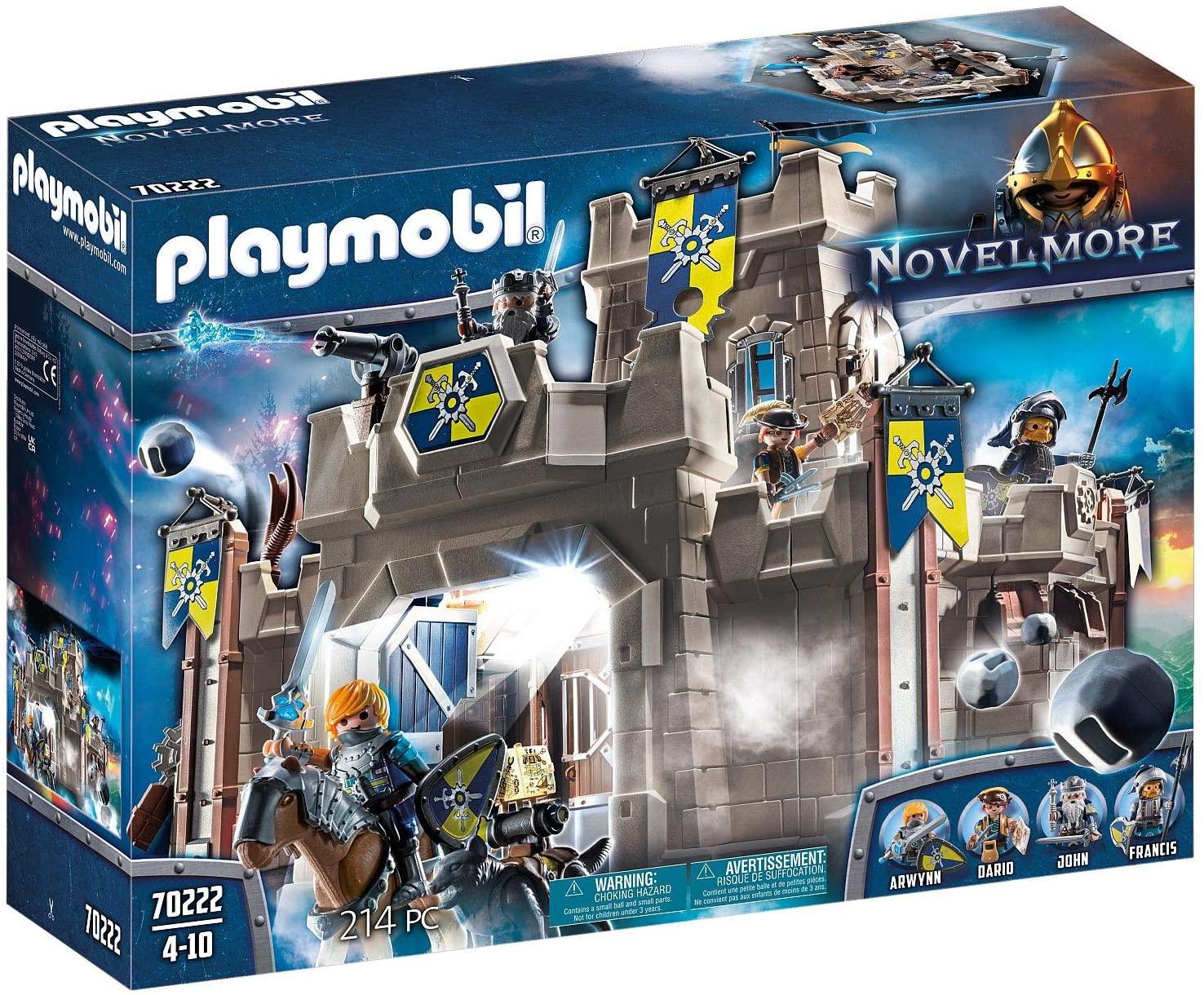 PLAYMOBIL Castillo Novelmore