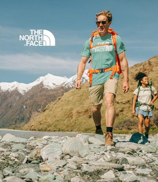 Hasta 75% de dto. en Ropa, Calzado y Accesorios The North Face