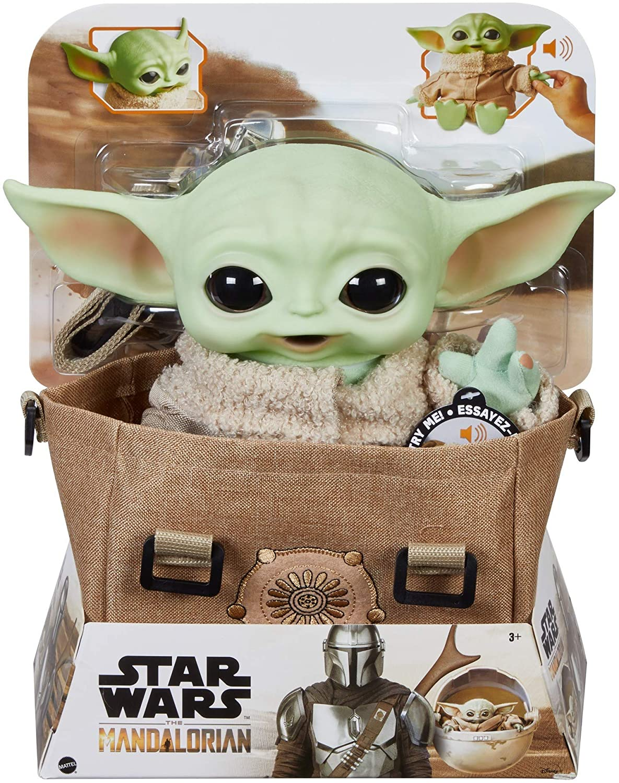Star Wars Baby Yoda Temp 2 28CM