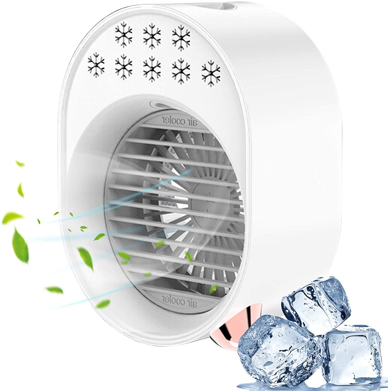 Mini enfriador de Aire 500ml