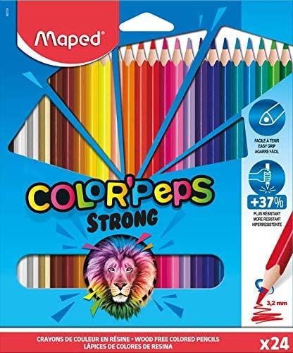 Maped 24 Lápices de colores