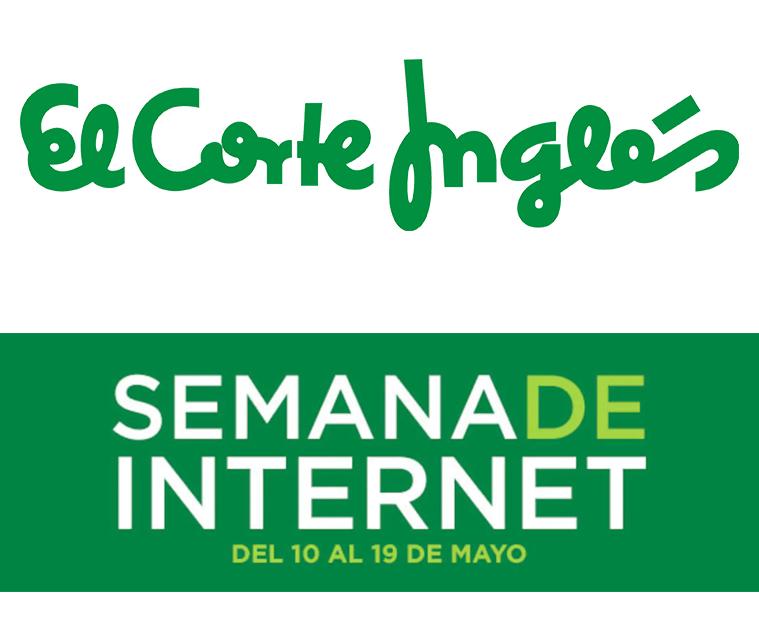 Ofertas Semana de internet en El Corte Inglés