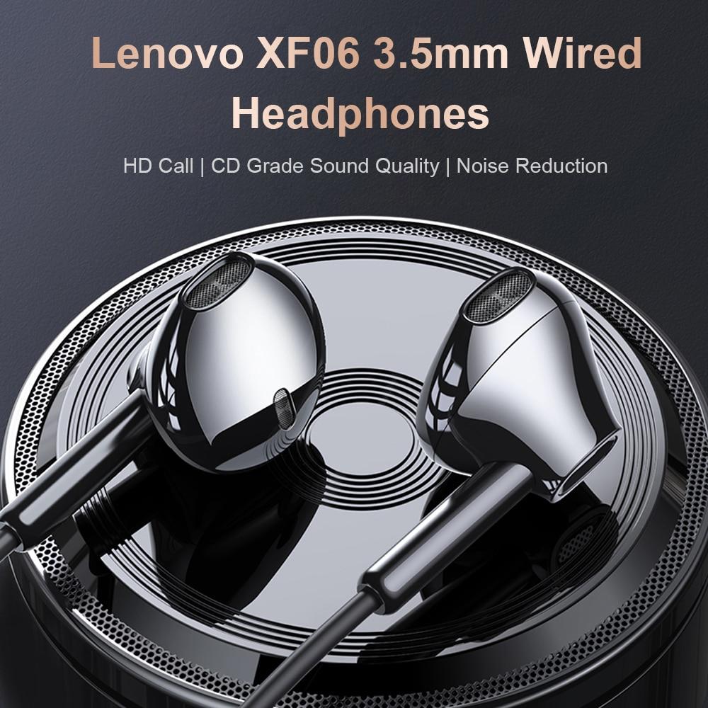 Auriculares intrauditivos Lenovo XF06