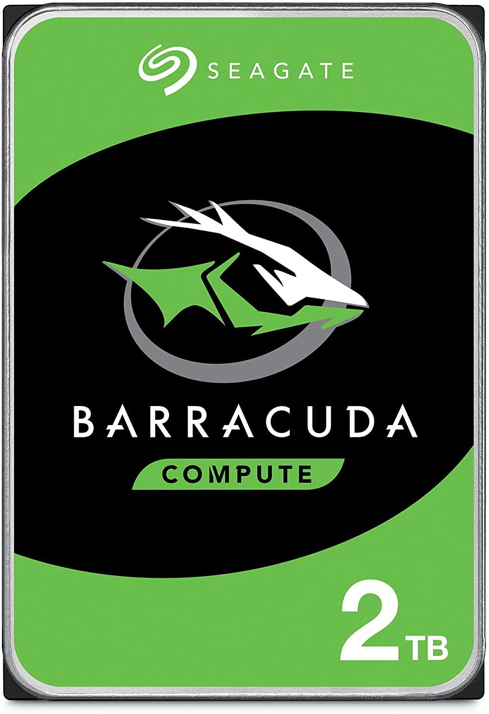 Seagate BarraCuda, 2 TB