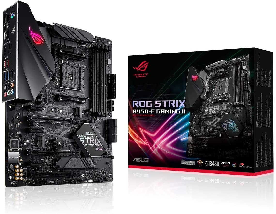 Placa Base ASUS Rog Strix B450-F Gaming II