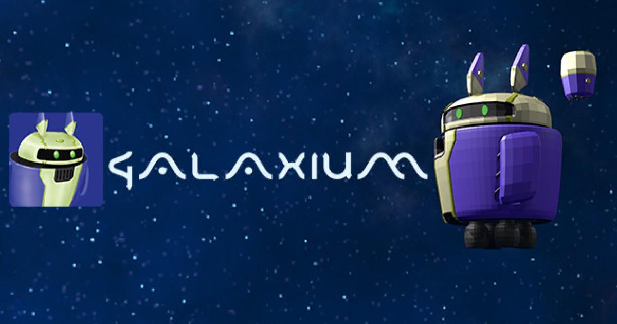 GALAXIUM para Steam