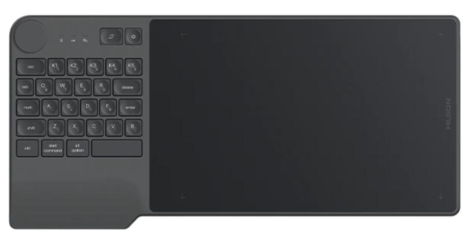 Huion Tableta dibujo KD200