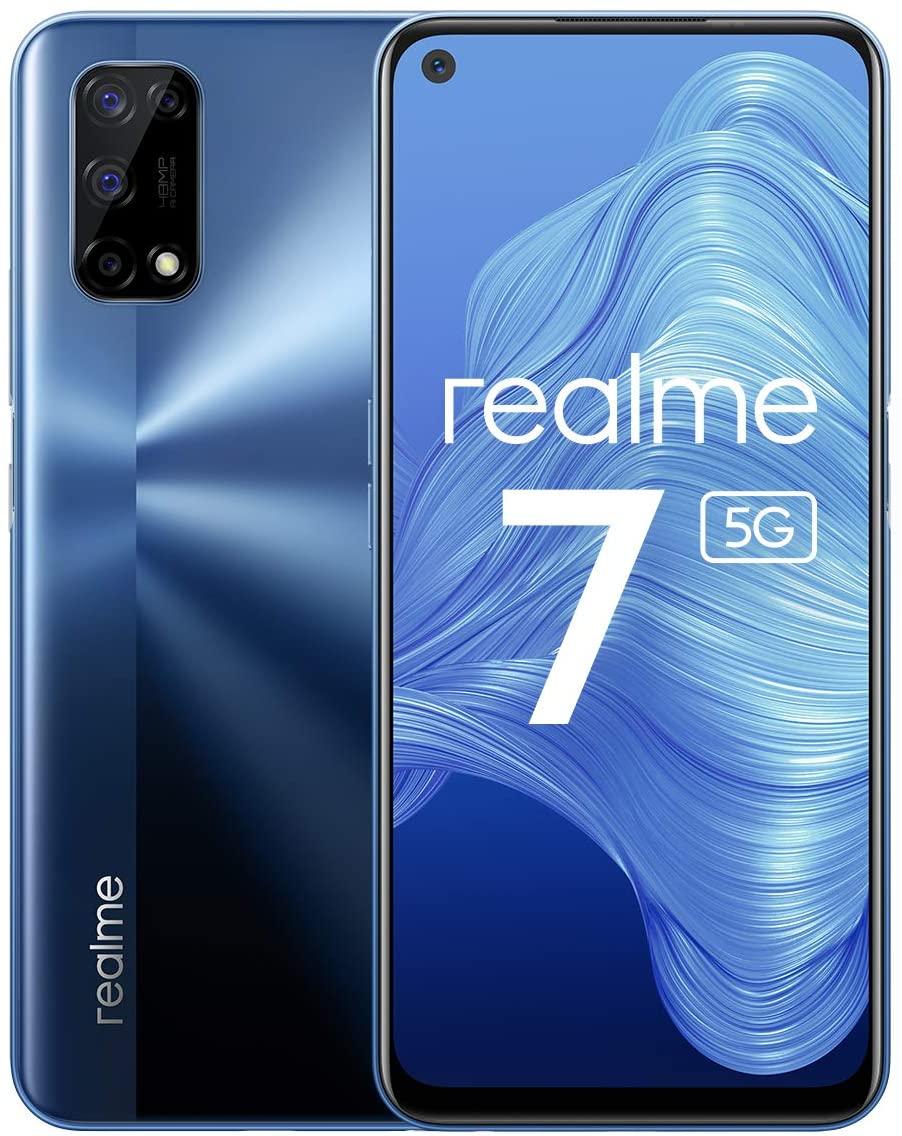 Smartphone Realme 7 5G 6+128gb
