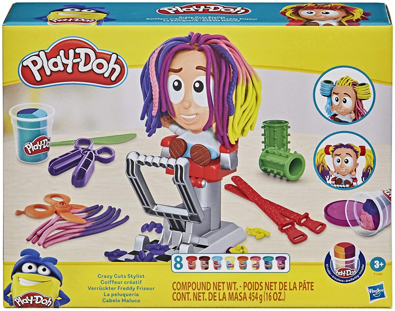 Juguete Cortes Divertidos de Play-Doh