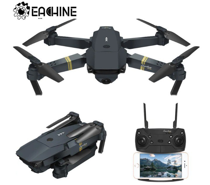 Dron Eachine E58 480P