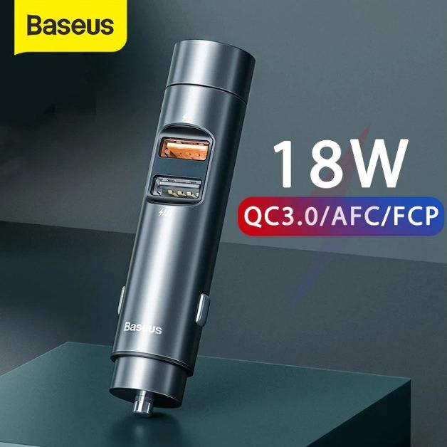 Transmisor FM Baseus para coche