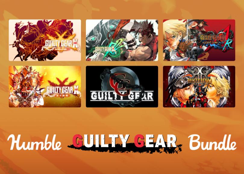 Humble Guilty Gear Bundle