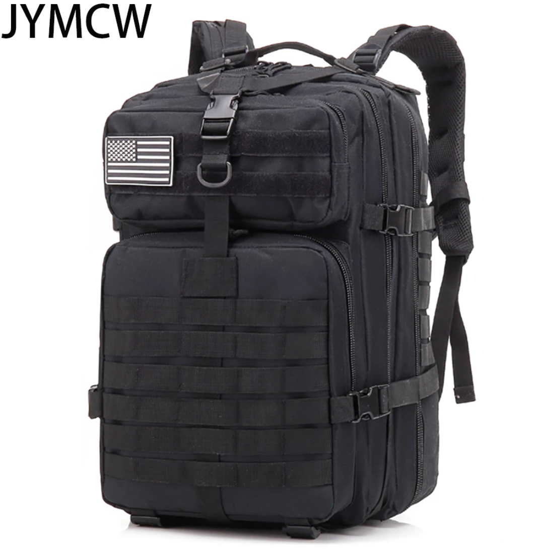 Mochila estilo militar 50L