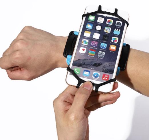 Soporte de smartphone para brazo