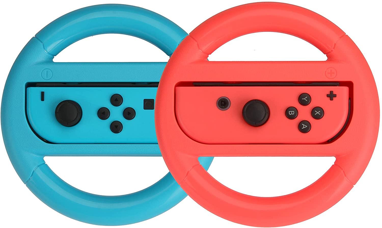 2 Volantes para Nintendo Switch