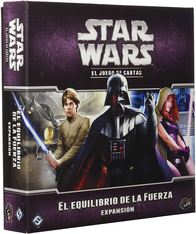 Star Wars LCG: El Equilibrio De La Fuerza Juego de Mesa