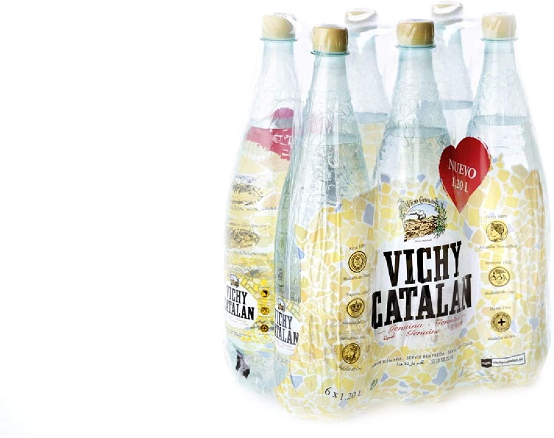 Vichy Catalan Bebida Refrescante Botella 6 x 1.20L