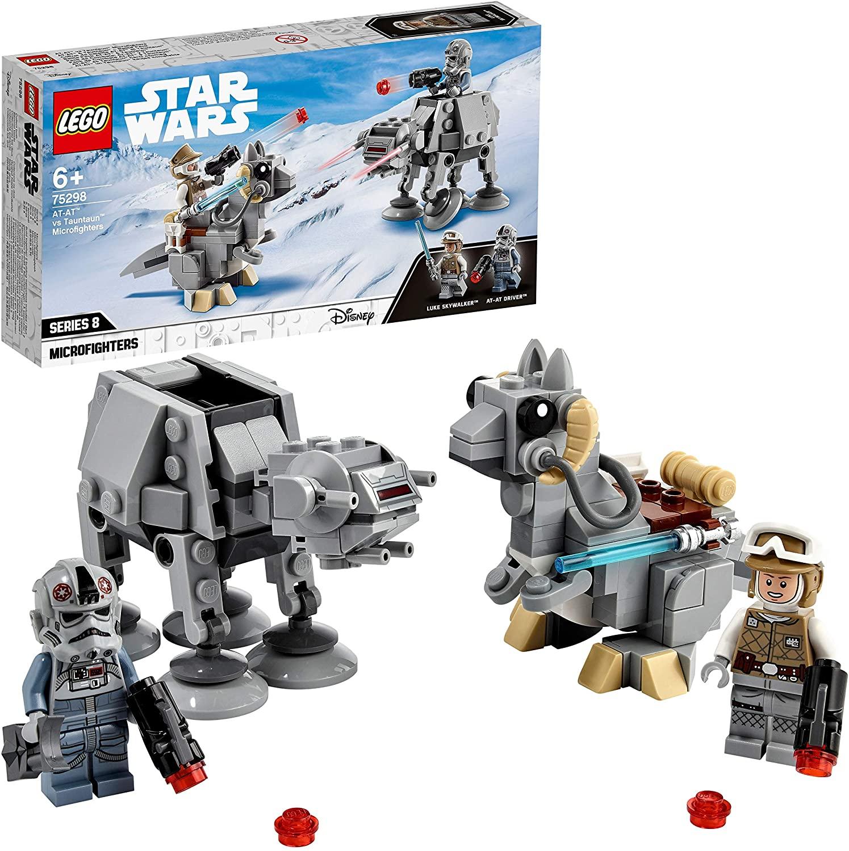 LEGO 75298 Star Wars Microfighters: AT-AT vs. Tauntaun
