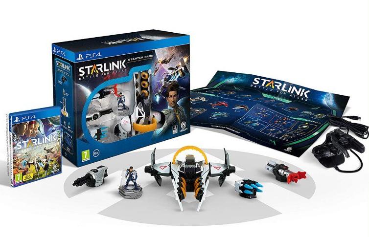 Starlink: Battle for Atlas Starter Pack para PS4