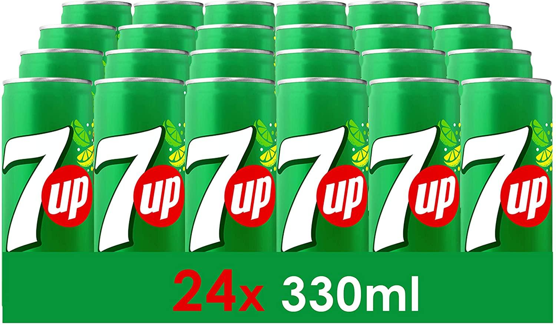 SEVEN-UP 24x330ml