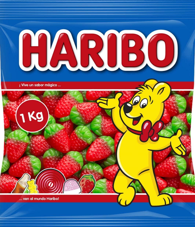 Haribo Ositos 1kg