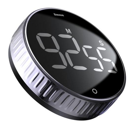 Temporizador digital magnético Baseus