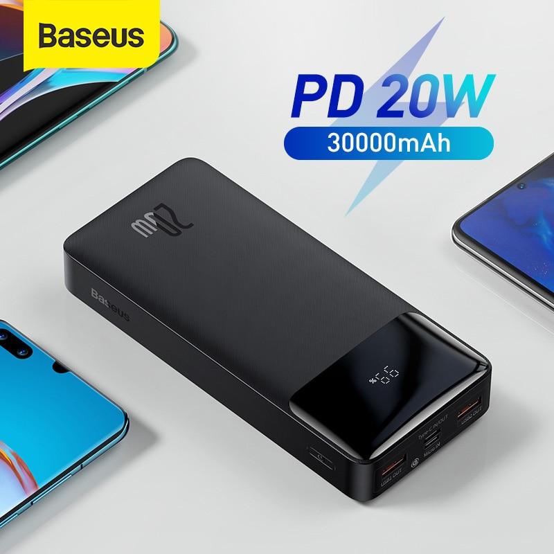 Powerbank Baseus PD 20W