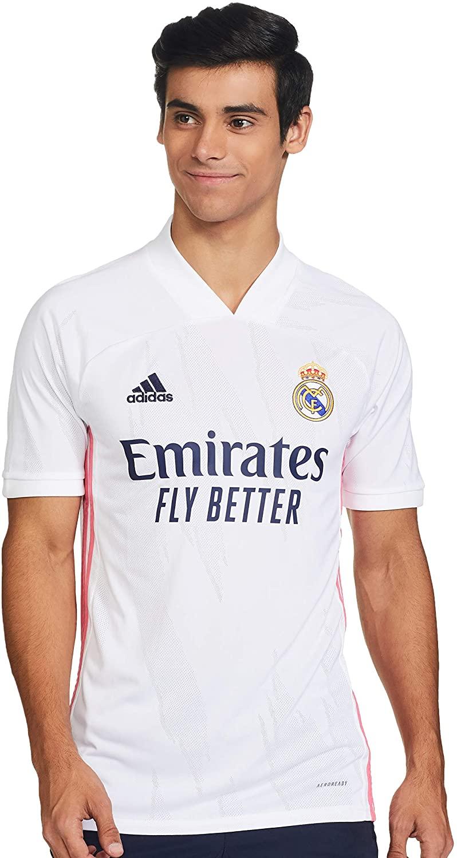 Camiseta Adidas Real Madrid 2020/21 (muchas tallas)