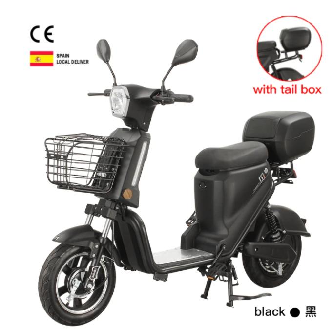 Motocicleta eléctrica para adulto