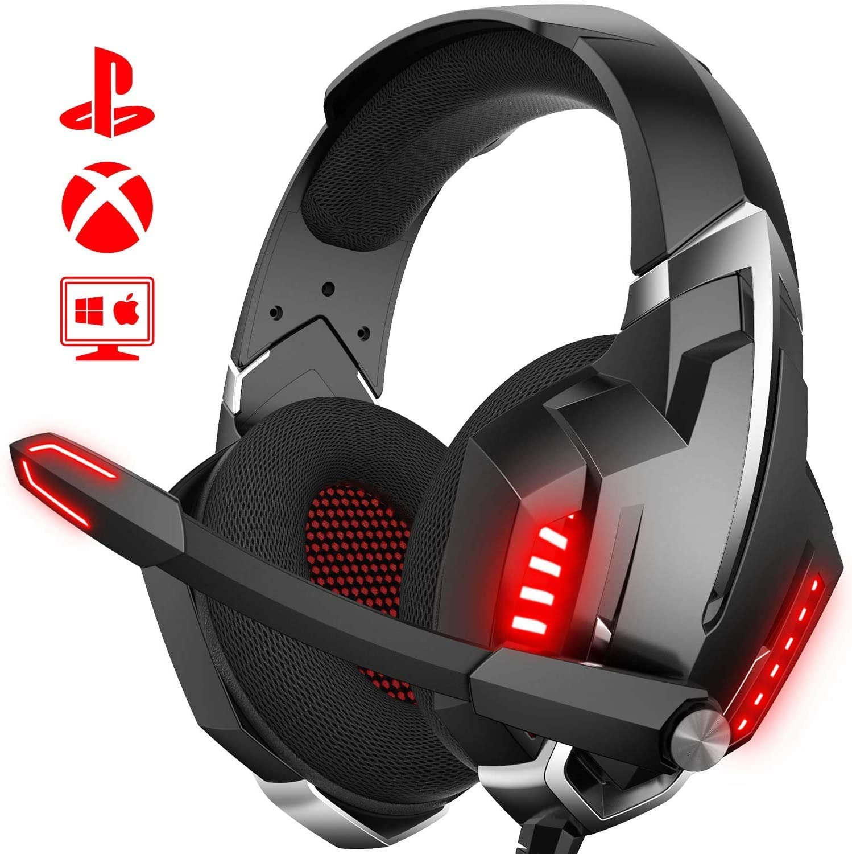 Auriculares Gaming con reducción de ruido ONIKUMA