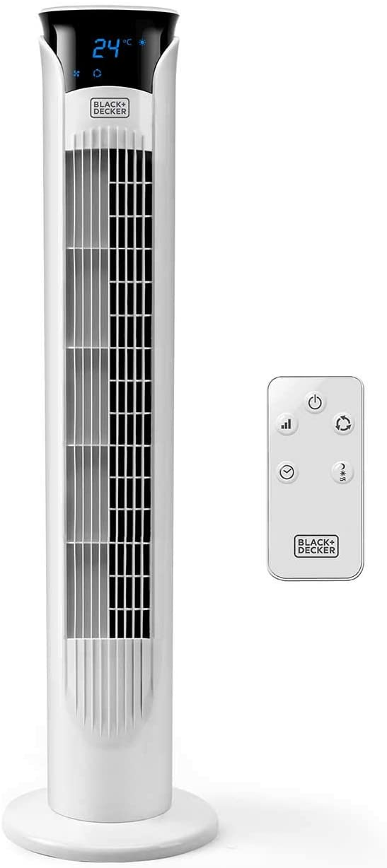 Ventilador de torre Black+Decker