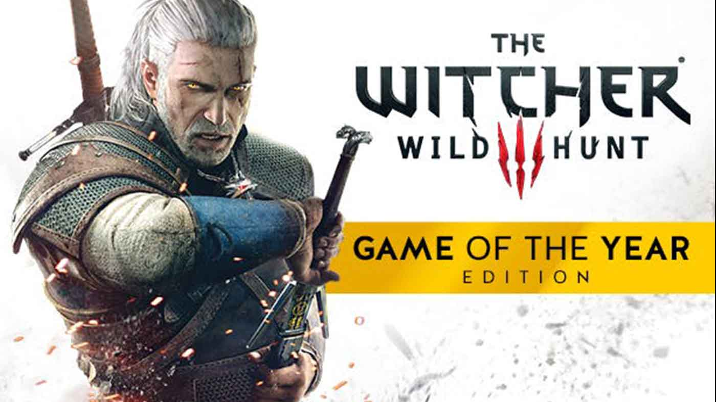 Humble Bundle The Witcher 3 GOTY