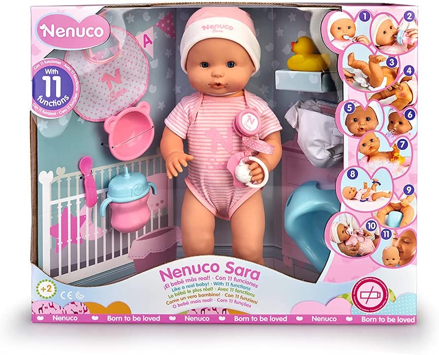 Muñeca Nenuco Sara