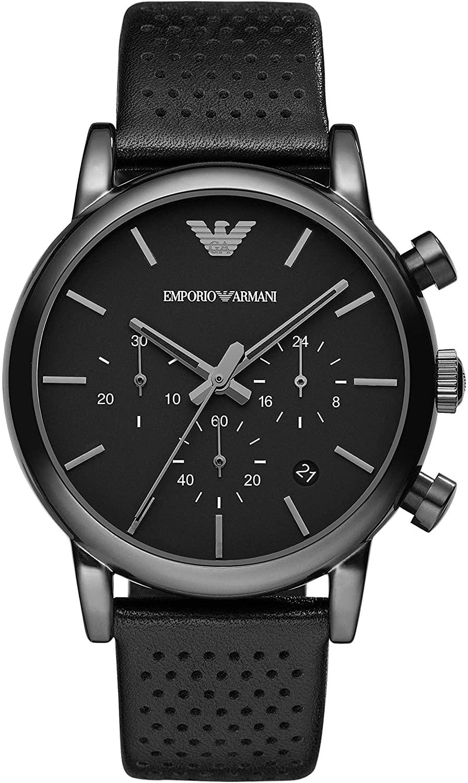Emporio Armani Reloj Cronógrafo para Hombre