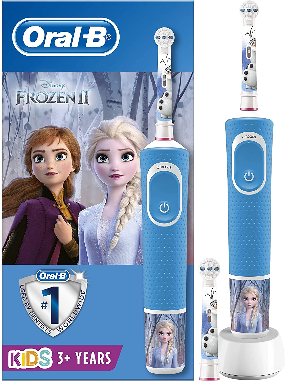 Oral-B Cepillo Eléctrico Recargable Frozen 2