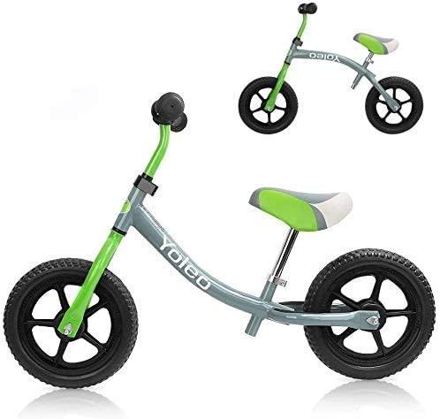 Bicicleta de aprendizaje sin Pedales Yoleo,