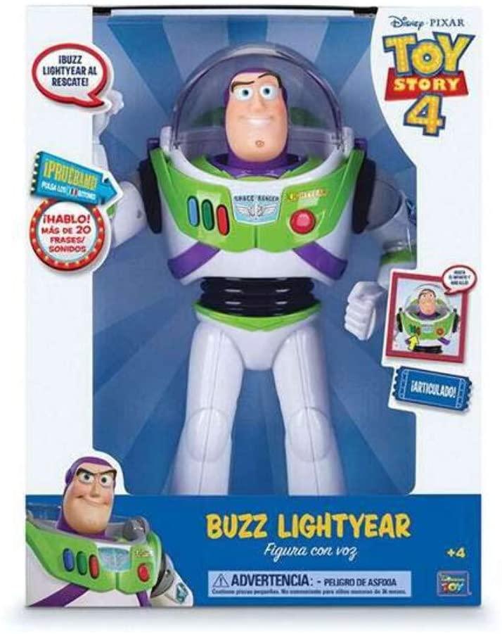 Figura Articulada Buzz Lightyear
